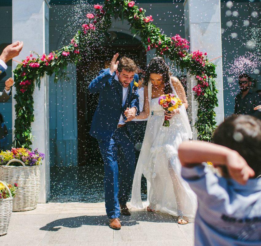 Boho Chic wedding in Nafplio