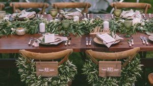 Enchanting olive green wedding RPS EVENTS 5