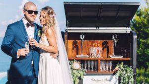 Modern Elegance A marble & copper wedding RPS EVENTS 5