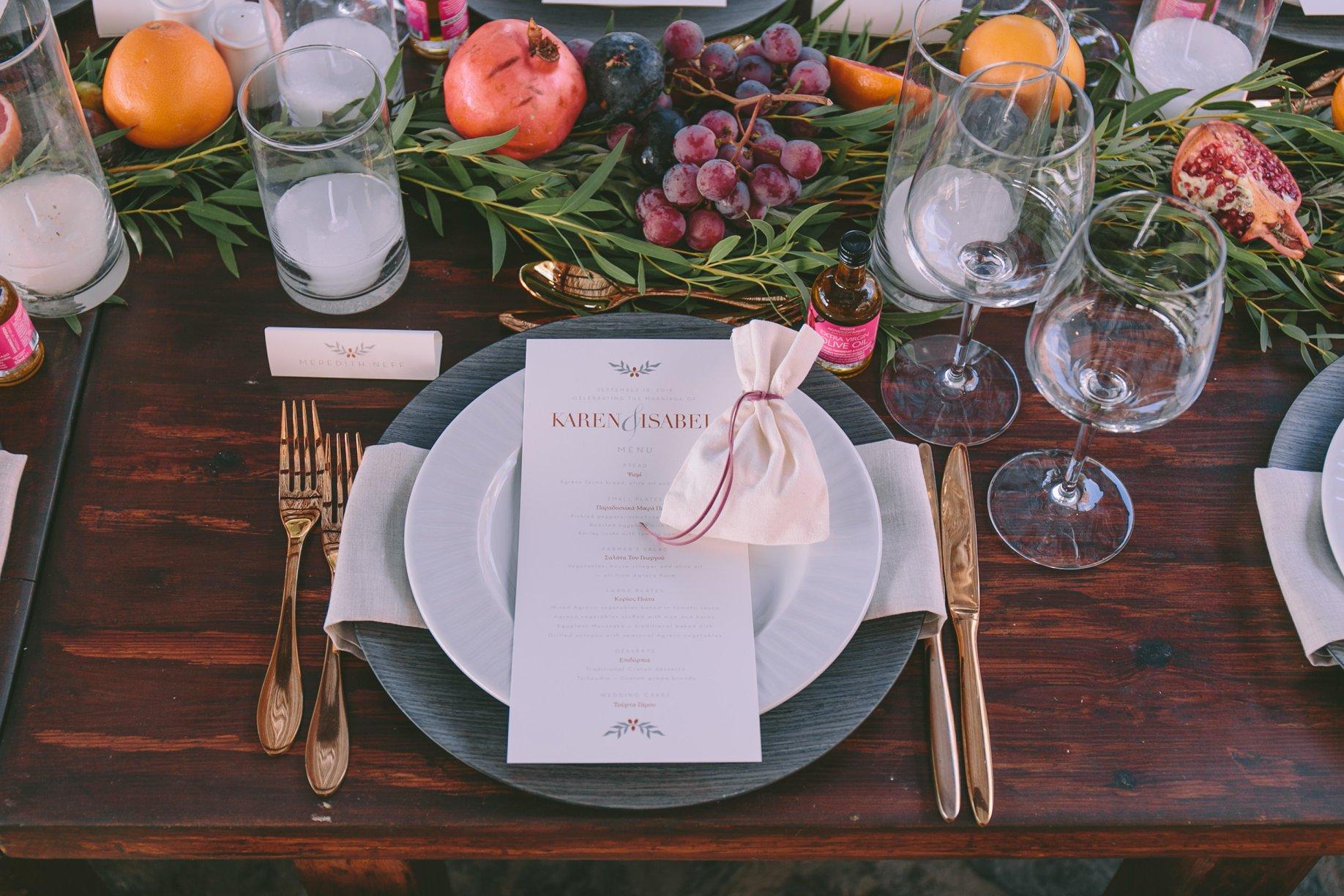 6 Ideas for a Divine Destination Wedding in Greece 23