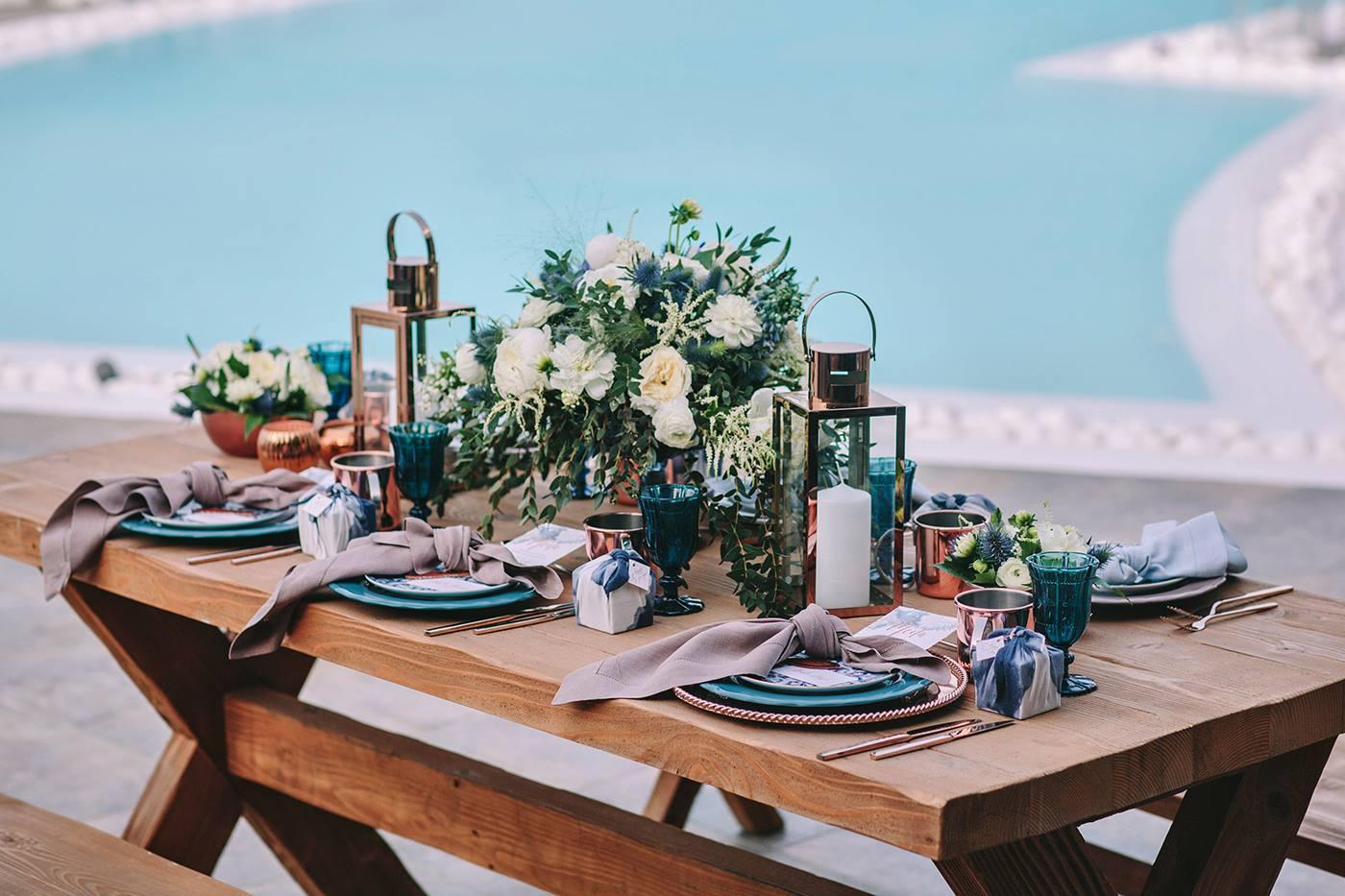6 Ideas for a Divine Destination Wedding in Greece 7