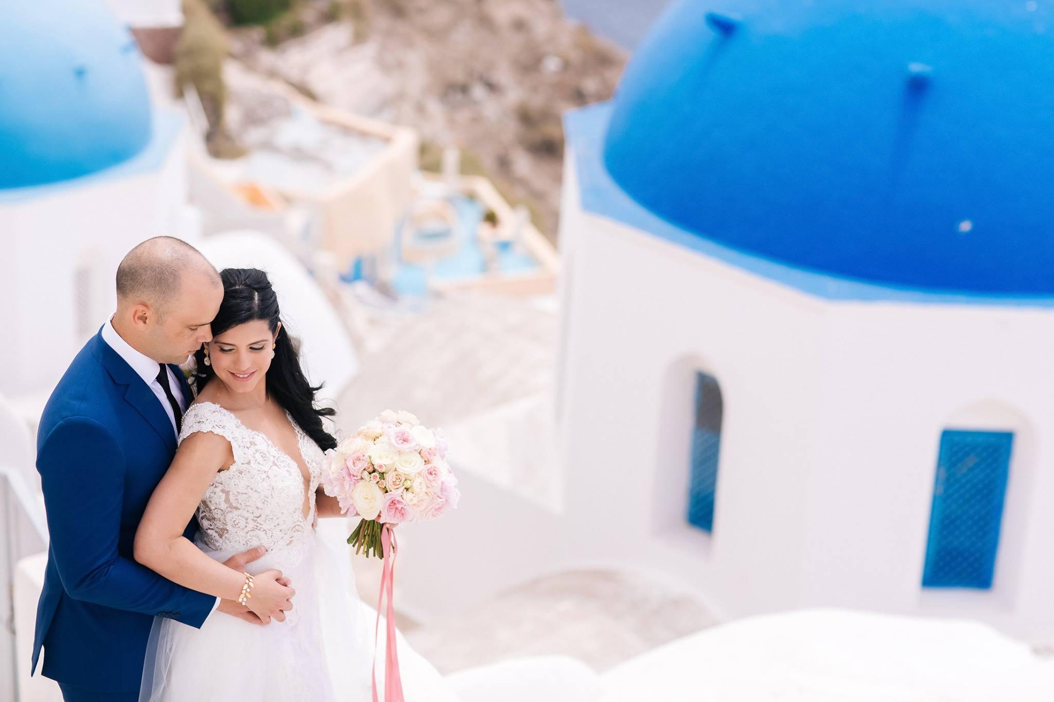 6 Ideas for a Divine Destination Wedding in Greece 1