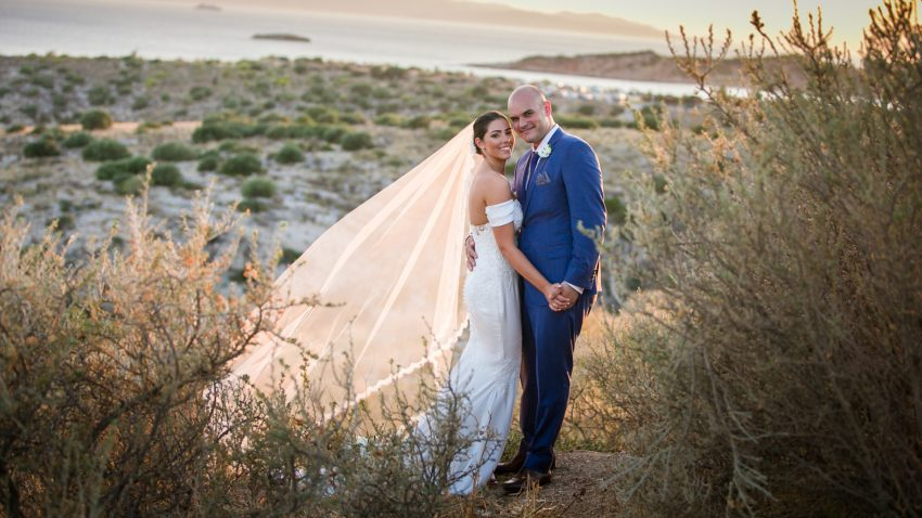 Fairytale Wedding in Athens Island Art & Taste