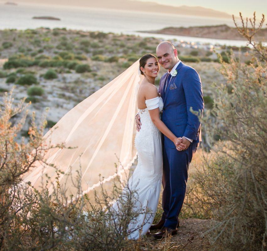 Fairytale Wedding in Athens Island Art & Taste