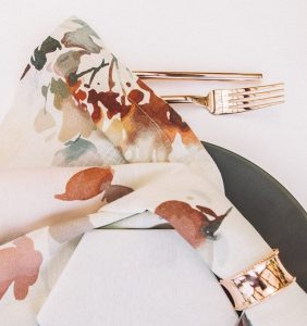 How-to-Set-a-Copper-Marble-Table-Decor-by-Rock-Paper-Scissors-Events-5 5