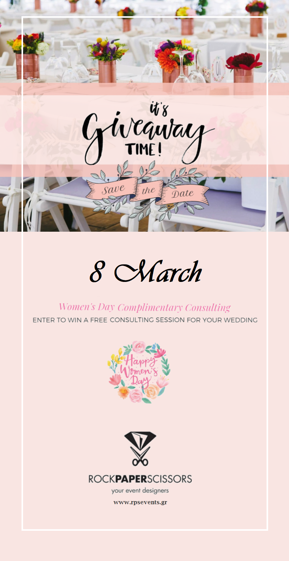 Win a Free Wedding Planning Consultation 11