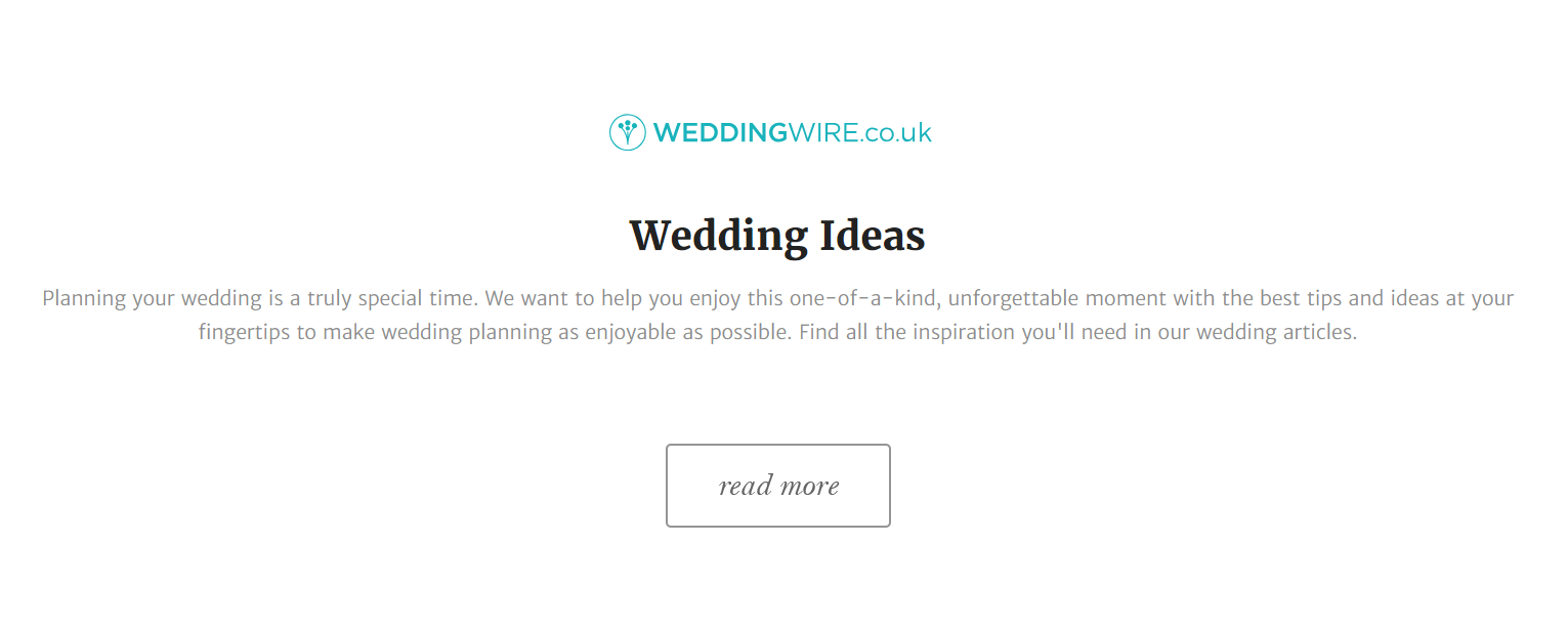 wedding ideas by wedding wire