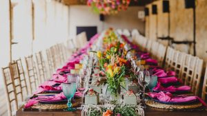 Colorful macrame christening in Casa e Campo RPS EVENTS 5