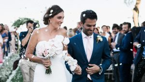imeless All-White Luxury Wedding in Athens RPS EVENTS 5