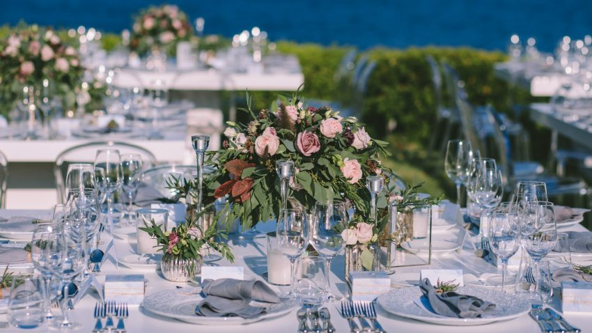 Greek Summer Wedding in the Athenian Riviera