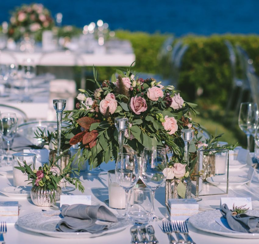 Greek Summer Wedding in the Athenian Riviera