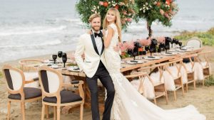 cover Romantic wedding santorini 5