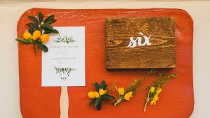 The Ultimate Ingredients For the Perfect Wedding Invitations cover 5