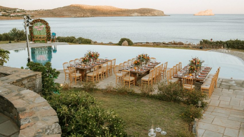 Magical Romantic Wedding in Crete