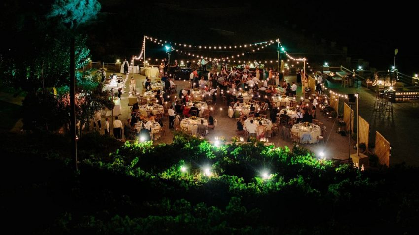 Destination Wedding in Andros