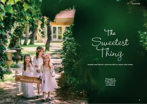 RPS EVENTS Lavender Themed Styled Photoshoot at Ktima Pentelikon Irish Brides magazine 1 5