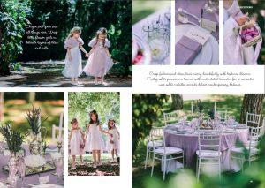 RPS EVENTS Lavender Themed Styled Photoshoot at Ktima Pentelikon Irish Brides magazine 2 5