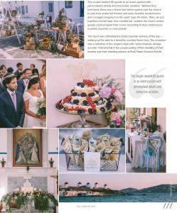 RPS EVENTS Lebanese Boho Wedding in Mykonos Destination I Do magazine 2 5