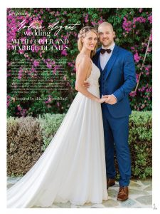 RPS EVENTS Marble and Copper Wedding at Island Athens Riviera Love 4 Weddings magazine 1 5