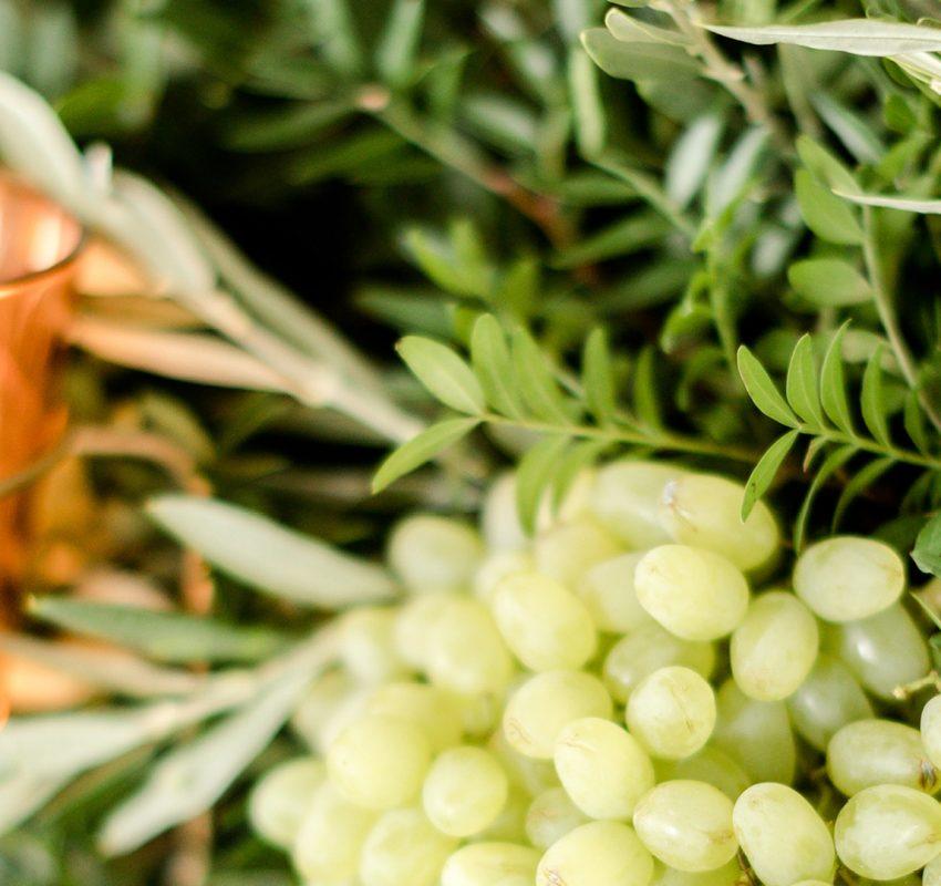 Organic wedding with vibes from Crete island