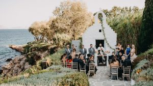 Stylish Armenian Wedding in Island Athens Riviera 4